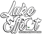 Lake Effected – West Michigan Cannabis Logo