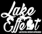 Lake Effected – West Michigan Cannabis Logo